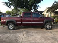 Picture of 2002 Chevrolet Silverado 2500 Extended Cab 4WD, exterior, gallery_worthy