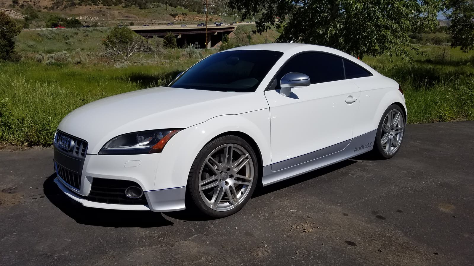 2009 Audi TTS Test Drive Review - CarGurus