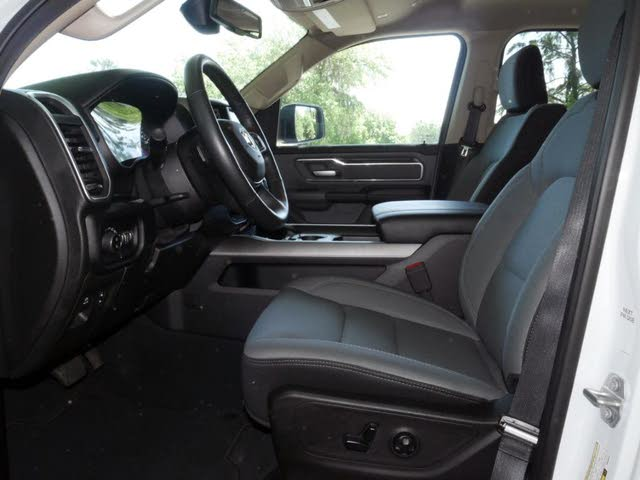 Picture of 2019 Ram 1500 Big Horn Crew Cab 4WD, interior, gallery_worthy