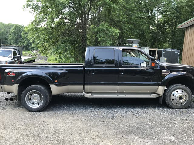 Picture of 2009 Ford F-450 Super Duty King Ranch Crew Cab LB DRW 4WD