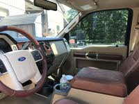 Picture of 2009 Ford F-450 Super Duty King Ranch Crew Cab LB DRW 4WD, interior, gallery_worthy