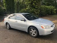 2005 Honda Accord Hybrid Overview