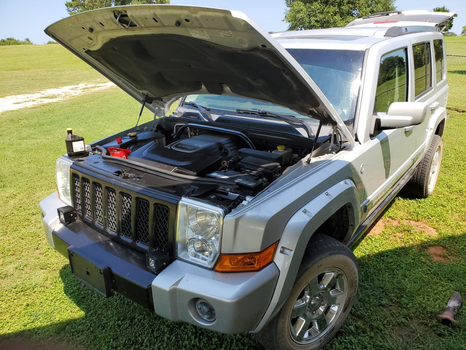 [DIAGRAM_5NL]  Jeep Commander Questions - Jeep commander overlander 5.7 hemi wont start  just click - CarGurus   2007 Jeep Commander Starter Wiring      CarGurus