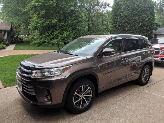 Picture of 2018 Toyota Highlander XLE