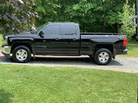 Picture of 2018 Chevrolet Silverado 1500 LT Double Cab 4WD, exterior, gallery_worthy