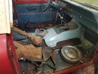 Picture of 1977 International Harvester Scout II 4WD, interior, gallery_worthy