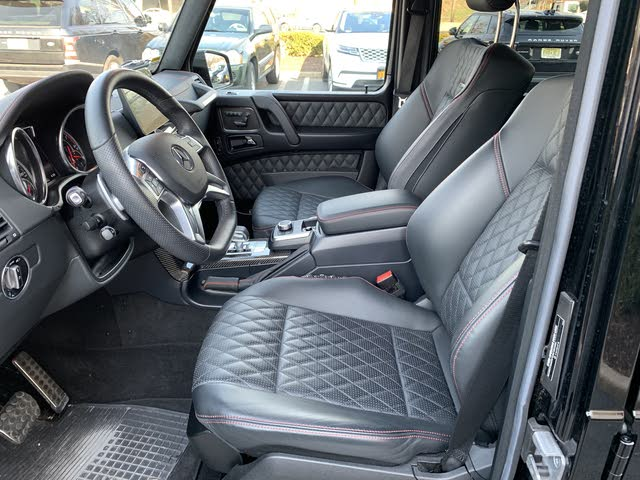 Picture of 2017 Mercedes-Benz G-Class G AMG 63, interior, gallery_worthy