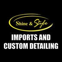 Shine & Style Imports logo