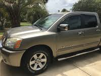 Picture of 2007 Nissan Titan Crew Cab LE, exterior, gallery_worthy