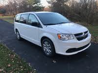Picture of 2018 Dodge Grand Caravan SE FWD, exterior, gallery_worthy