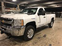 Picture of 2014 Chevrolet Silverado 2500HD Work Truck LB 4WD, exterior, gallery_worthy