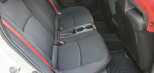 Picture of 2017 Honda Civic Type R Touring FWD, interior, gallery_worthy