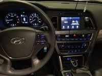 Picture of 2017 Hyundai Sonata SE FWD, interior, gallery_worthy