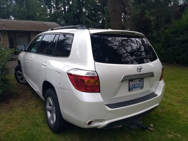 Picture of 2010 Toyota Highlander Sport 4WD