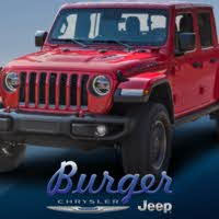 Burger Chrysler Jeep Incorporated logo
