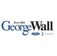 George Wall Ford logo