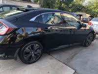 Picture of 2017 Honda Civic Hatchback EX with Honda Sensing, exterior, gallery_worthy