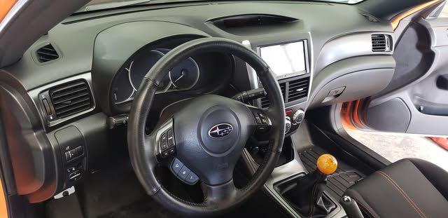 Picture of 2013 Subaru Impreza WRX Premium Package, interior, gallery_worthy