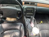 Picture of 1997 Lexus SC 400 400 RWD, interior, gallery_worthy