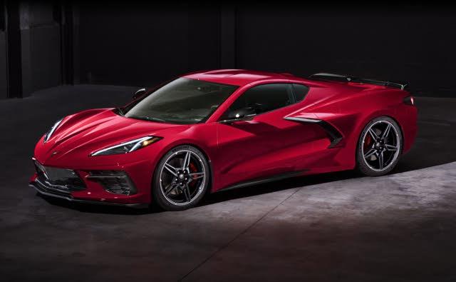 2020 Chevrolet Corvette Stingray, exterior, manufacturer, gallery_worthy