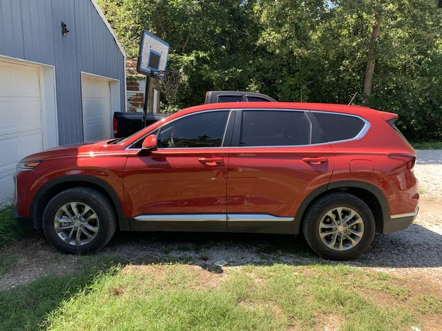 Picture of 2019 Hyundai Santa Fe 2.0T Limited FWD, exterior, gallery_worthy