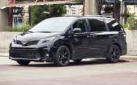 2020 Toyota Sienna Picture Gallery