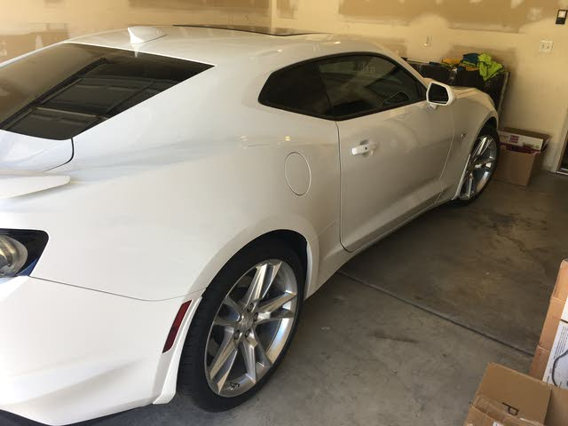 Picture of 2019 Chevrolet Camaro 2SS Coupe RWD, exterior, gallery_worthy
