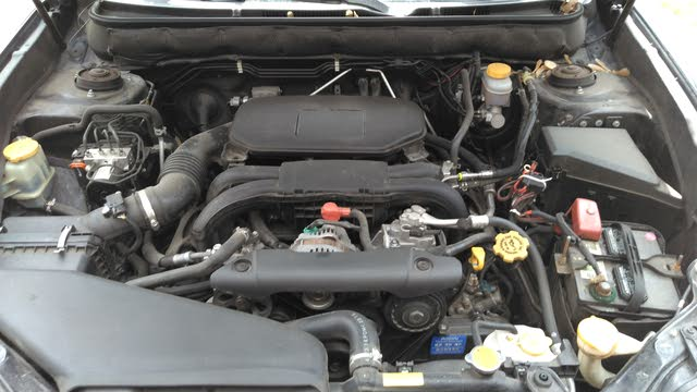 Picture of 2012 Subaru Outback 2.5i Premium, engine, gallery_worthy