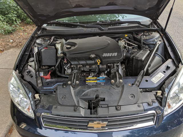 Picture of 2007 Chevrolet Monte Carlo LT FWD, engine, gallery_worthy