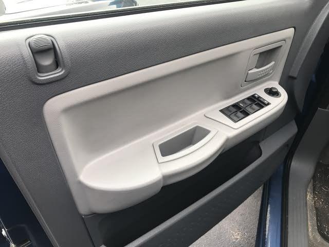 Picture of 2007 Dodge Dakota SLT Quad Cab 4WD, interior, gallery_worthy