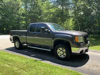 Picture of 2010 GMC Sierra 2500HD SLE Ext. Cab 4WD, exterior, gallery_worthy