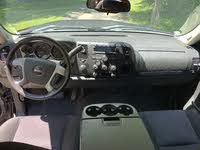 Picture of 2010 GMC Sierra 2500HD SLE Ext. Cab 4WD, interior, gallery_worthy