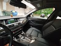 Picture of 2015 BMW 5 Series 528i xDrive Sedan AWD, interior, gallery_worthy