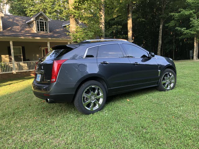 Picture of 2012 Cadillac SRX Performance FWD