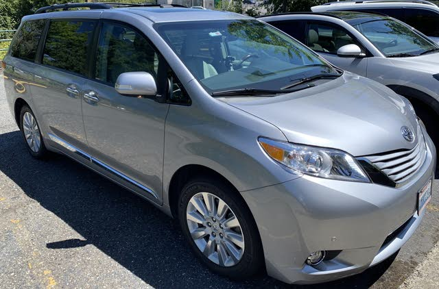 Picture of 2013 Toyota Sienna Limited 7-Passenger AWD