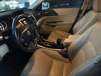 Picture of 2017 Honda Accord EX-L FWD with Navigation and Honda Sensing, interior, gallery_worthy