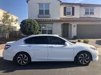 Picture of 2017 Honda Accord EX-L FWD with Navigation and Honda Sensing, exterior, gallery_worthy