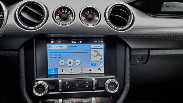 Picture of 2019 Ford Mustang GT Coupe RWD, interior, gallery_worthy