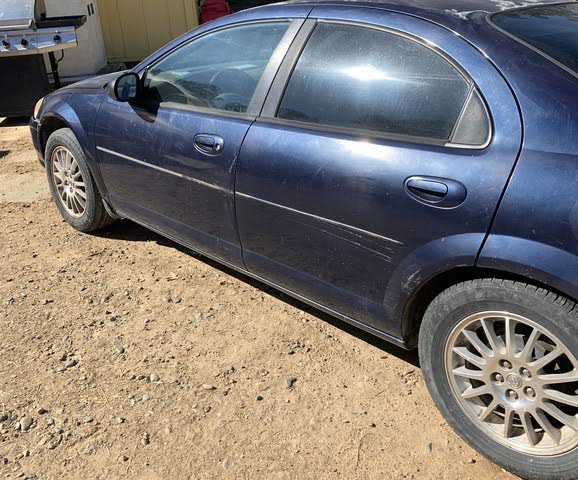 Foto de un 2006 Chrysler Sebring Limited Sedan FWD