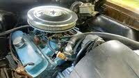 Picture of 1971 Pontiac Le Mans Coupe, engine, gallery_worthy