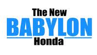 Babylon Honda logo