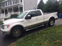 Picture of 2011 Ford F-150 Lariat SuperCab 4WD, exterior, gallery_worthy