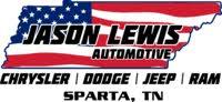 Jason Lewis Chrysler Dodge Jeep Ram logo