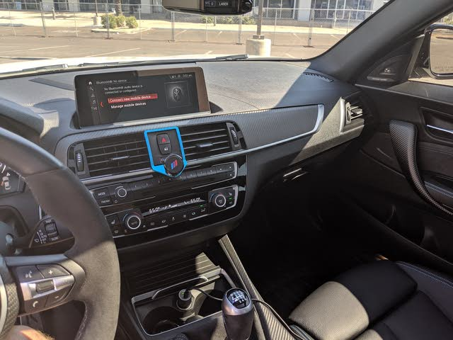 Picture of 2018 BMW M2 RWD, interior, gallery_worthy