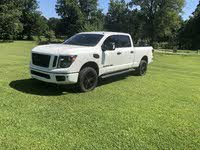 Picture of 2018 Nissan Titan XD SV Crew Cab 4WD, exterior, gallery_worthy