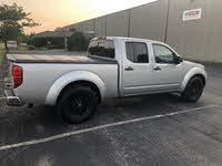 Picture of 2013 Nissan Frontier SV Crew Cab LWB 4WD, exterior, gallery_worthy