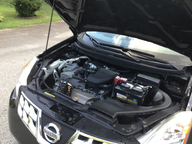 Picture of 2013 Nissan Rogue S, engine, gallery_worthy