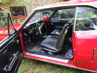 Picture of 1967 Pontiac Le Mans Convertible, interior, gallery_worthy