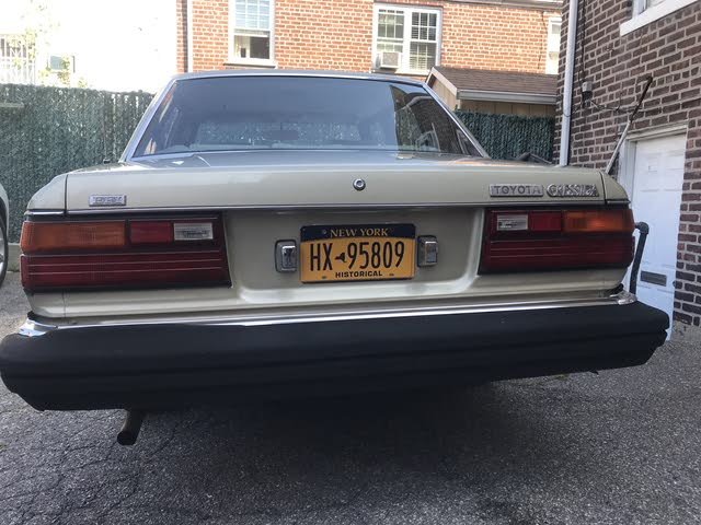 Picture of 1981 Toyota Cressida STD