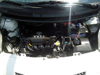 Picture of 2008 Toyota Yaris 2dr Hatchback, engine, gallery_worthy